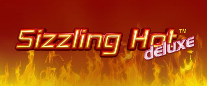 Sizzling Hote Deluxe Banner